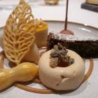 Foto zu Gourmetrestaurant Zur Post: Dessertteller