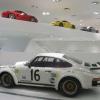 Porsche 911 von der Ralley Dakar