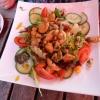 Salat mit Kikok-Hähnchen und Champignons