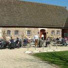 Foto zu Café im Schloss Hämelschenburg: