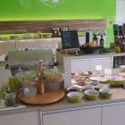 Foto zu Hotel Lindenhof, Garni: Frühstücksbereich