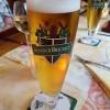 """das einheimische, Großröhrsdorfer Bier """"Böhmisch Brauhaus"""" für 2,00 € das 0,4 Liter Glas"""