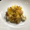 Kokosbiskuit / Zitronencreme / Mango / Mandel Crunch