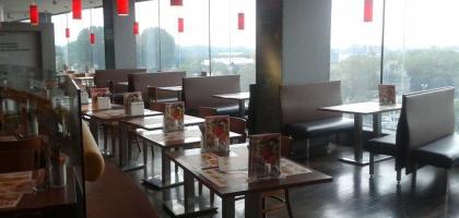 Bild von XXXL-Restaurant im Mann Mobilia