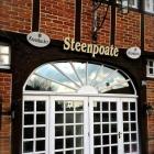 Foto zu Gaststätte Zur Steenpoate: Der Eingang