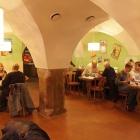 Foto zu mik's Ratskeller: Offizielle Begrüßung und Startschuss für leckere Burger und Pizzen.