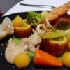 Kartoffel-Canellono mit Gemüsefüllung