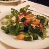 Feldsalat mit Speck, Croutons und Ei