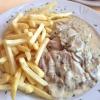 Schweinemedaillons mit frischen Champignons