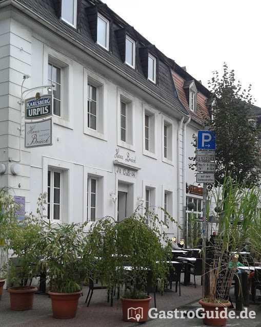 haus br ck restaurant in 66111 saarbr cken. Black Bedroom Furniture Sets. Home Design Ideas