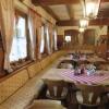 So sieht der Gastraum aus ...