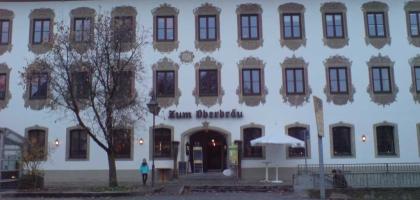 Bild von Zum Oberbräu · Brauereigasthof