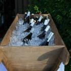 Foto zu Zur Scheunenwirtin · Bioland-Hof: Trog als Weinkühler