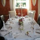 Foto zu Zur Scheunenwirtin · Bioland-Hof: Tischdeko