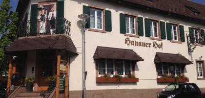 Bild von Hotel Hanauer Hof · Restaurant
