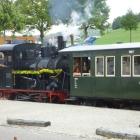 Foto zu Zum Alten Bahnhof: Dampflok
