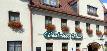 Bild von Restaurant im Hotel Deutsches Haus