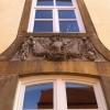 Relief mit Bremer Wappen am Haus