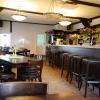 Restaurant mit Theke