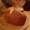 Gruß aus der Küche-frisches Brot und Griebenfett