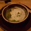 Knoblauchsüpplin –eine kräftige Knoblauchsuppe mit saurer Sahne für 5 Taler und 1 Silberling