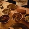 Beilagen zur Rittermahlfleischplatte-Weinkraut, Rotkraut, Pilzsalat und Spätzle