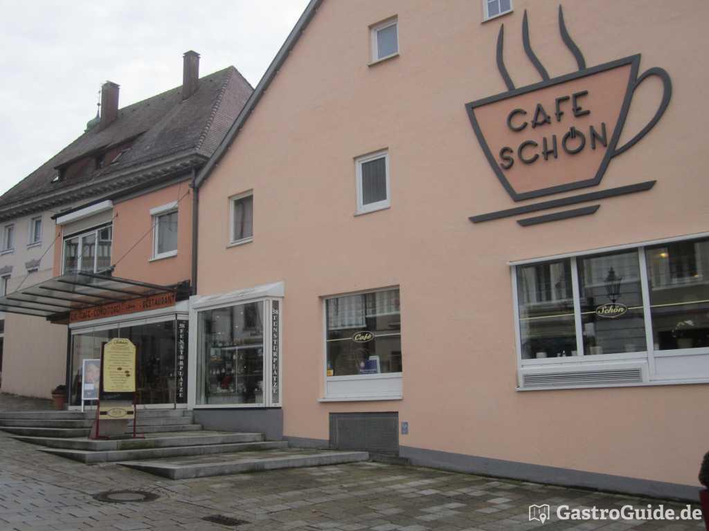 Cafe Konditorei Sch Ef Bf Bdn Sigmaringen