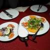 Beilagensalate und Cacik für 4 Personen