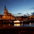 Foto zu Alte Meister: Blick von der Augustusbrücke