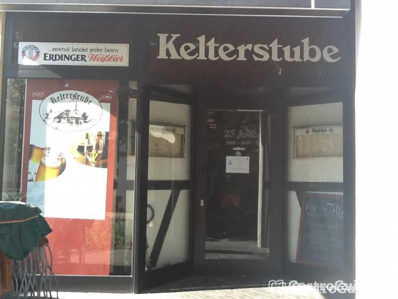 gastst tte kelterstube restaurant in 71404 korb korb. Black Bedroom Furniture Sets. Home Design Ideas