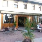 Foto zu Pfungstädter Brauereigasthof: Vom Freisitz - Außenbereich