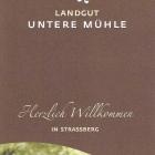 Foto zu Landgut Untere Mühle: