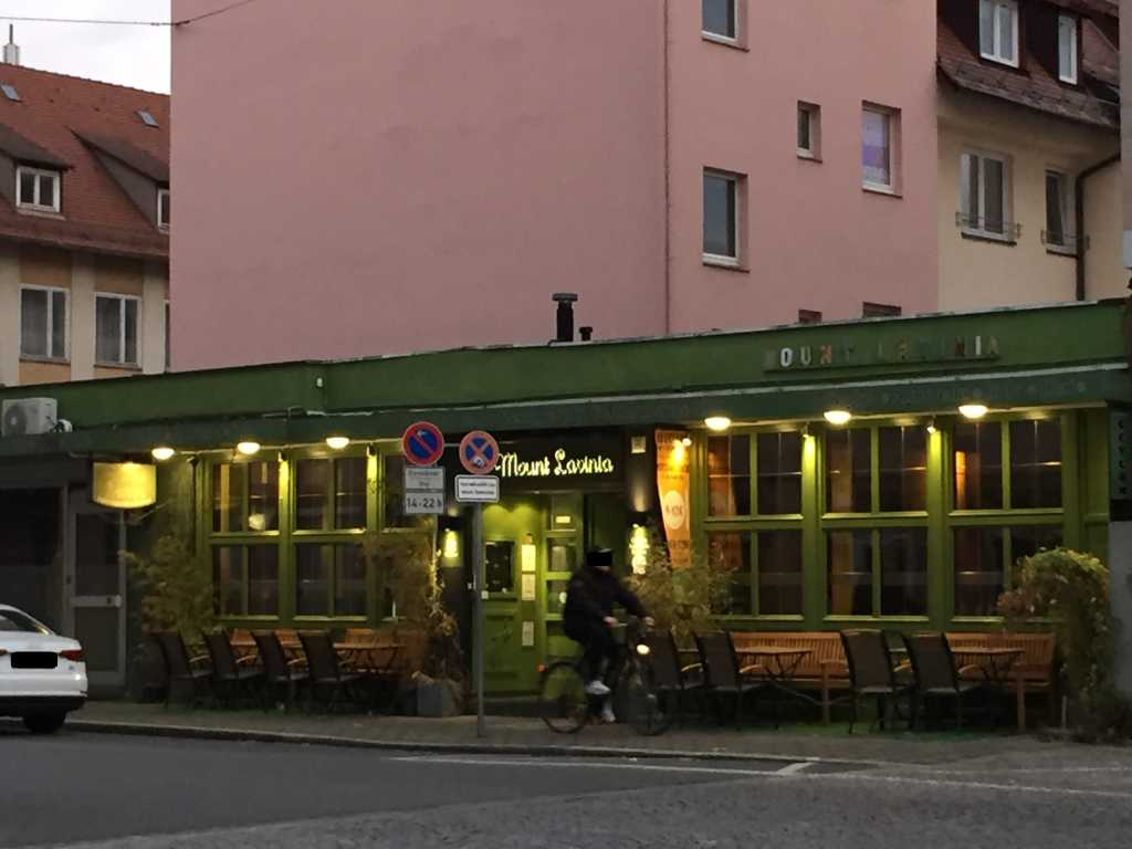 mount lavinia restaurant vegetarisches restaurant in 90402 n rnberg altstadt st lorenz. Black Bedroom Furniture Sets. Home Design Ideas