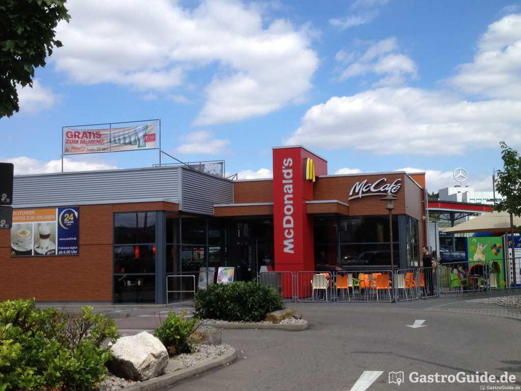 mcdonald 39 s restaurant restaurant in 71229 leonberg. Black Bedroom Furniture Sets. Home Design Ideas