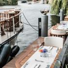 Foto zu Patio Restaurant am Wasser: