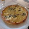 Pizza quadro fromaggi
