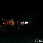 Foto zu Zum Keschdebusch: Leider im Dunkeln schwer zu erkennen, aber auch in der kalten Jahrezeit ist hier offen und immer was los :)