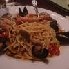 Spaghetti mit Meeresfrüchten