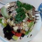 Foto zu La Pineta Gaststätte: Salat Capricciosa