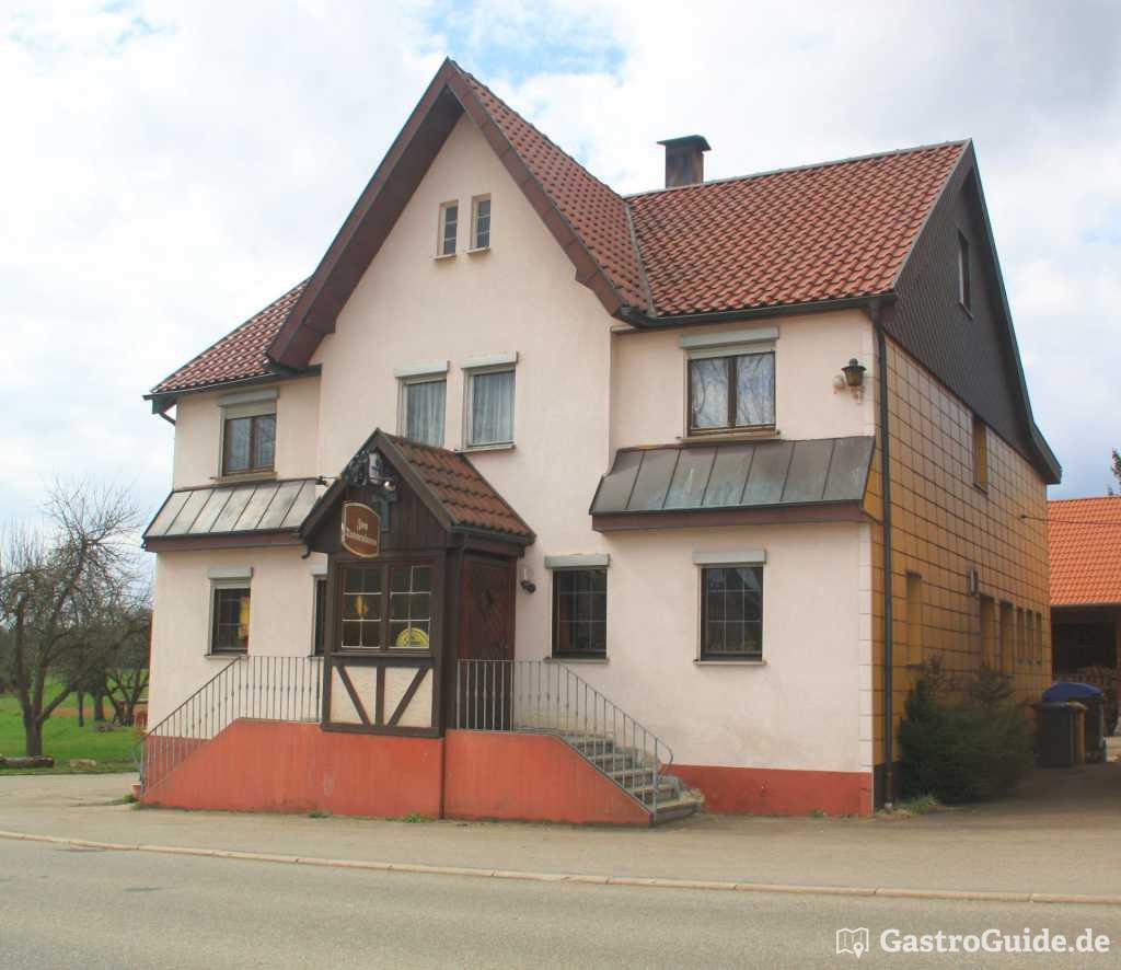 Gaststätte Tannenbaum.Gaststätte Tannenbaum Gasthaus In 73642 Welzheim Eckartsweiler