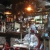 Blick zur Theke/Küche