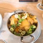 Foto zu Herzogliches Bräustüberl: Bratkartoffeln zur Fleischsülze