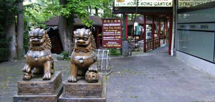 Bild von Chinarestaurant Hongkong-Garten