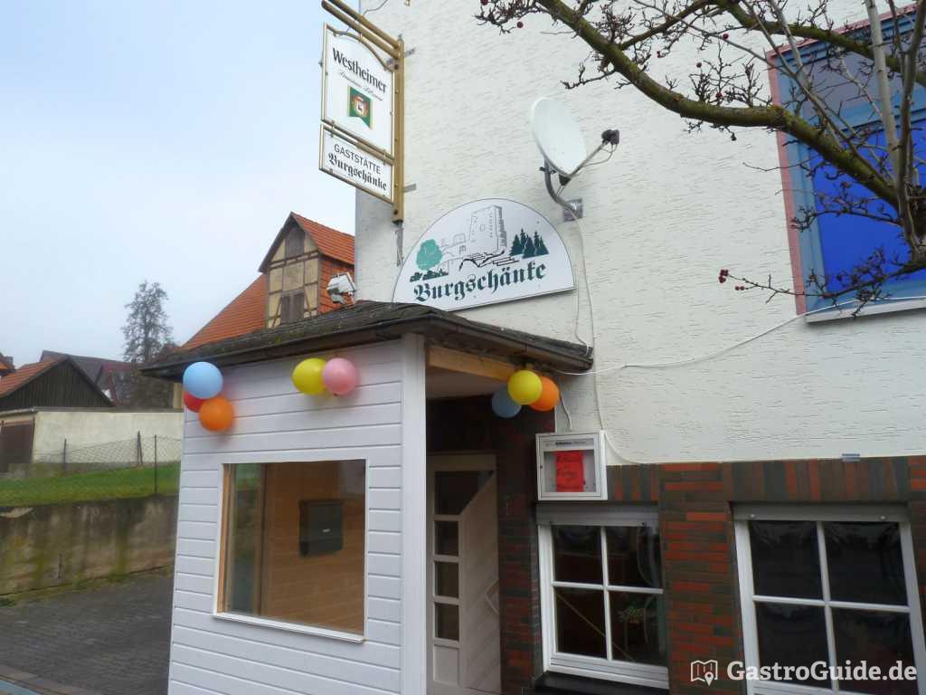Burgschänke Kneipe, Gaststätte in 34471 Volkmarsen