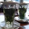 Frische Minze Tee