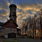 Foto zu Hochwald-Turmbaude Turmstübl Inh. Romy Bauerfeind: Turmbaude Oybin
