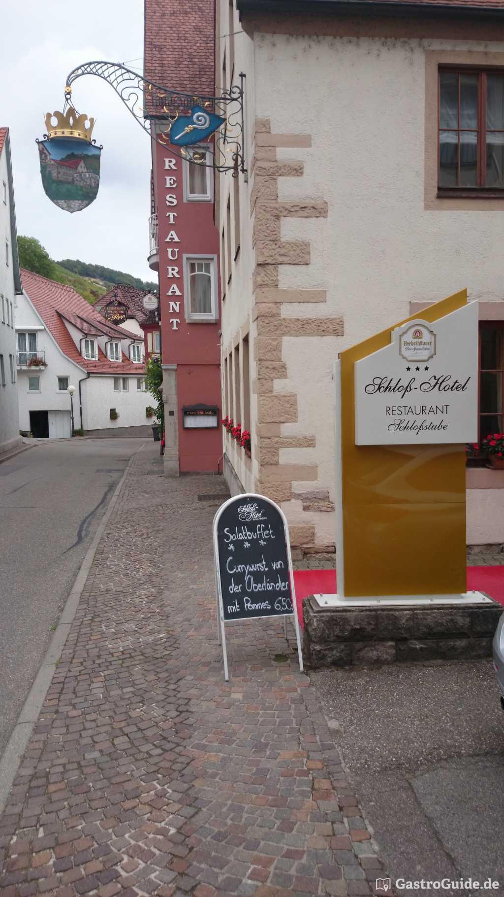 Hotel Restaurant Schlossstuben