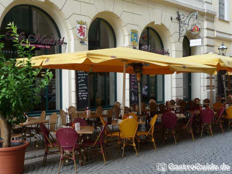 Restaurant Madrid Leipzig