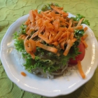 Foto zu Landgasthof Herzogin Anna: bunter Beilagensalat € 4,--