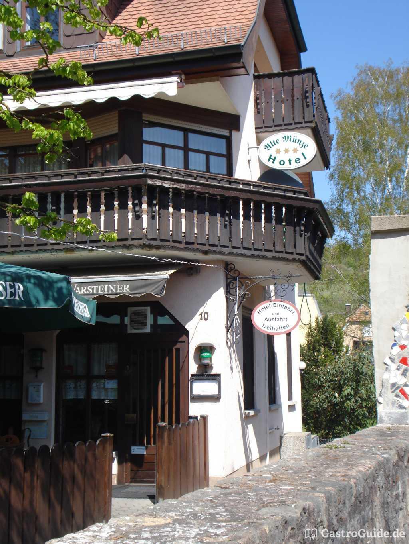 Gästehaus Alte Münze Hotel In 97980 Bad Mergentheim Stadtmitte